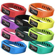Hellfire Trading Replacement Wristband Bracelet Band Strap for Garmin Vivofit
