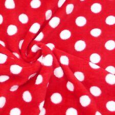 ♥ PUNKTE TUPFEN DOTS ♥ 16 Farben ♥ Stoff Baumwolle 50x140 7mm