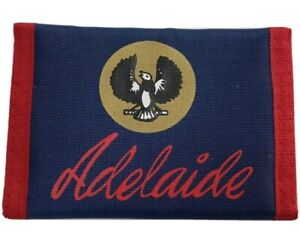 Vintage Wallet Blue Red Adelaide South Australia New Without Tags Trifold