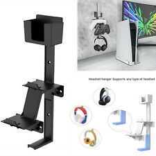 For PS5/PS4/XBox/Switch Controller & Headphone Wall Mount Bracket Holder Stand