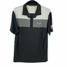 Travis Mathew Mens Size Medium TERP Invitational Short Sleeve Golf Polo Shirt