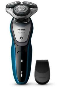 PHILIPS S5420 Aqua Touch Mens Electric Wet/Dry Shaver +Trimmer NEW S5400 upgrade