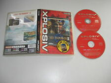 CALL TO POWER II + Tony Hawk's Pro Skater 2 Pc Cd Rom XPL - FAST POST
