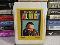 AL HIRT The Best of (8-Track Tape)