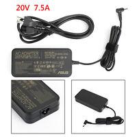 20V 7.5A 6.0*3.7mm Charger AC-Adapter ADP-150CH B A18-150P1A for ASUS FX95G