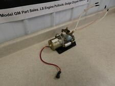 93 02 Camaro Firebird Convertible Top Motor Pump Assembly OEM GM