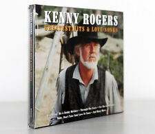 KENNY ROGERS - GREATEST HITS & LOVE SONGS [2 CD SLIPCASE] 5060143492297
