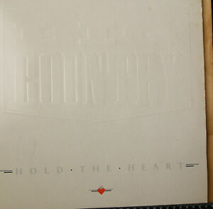 """Big Country - Hold The Heart - 2 Disc limited edition - 12"""" Vinyl"""