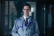 CORY MICHAEL SMITH  signed Autogramm 20x30cm GOTHAM in Person autograph COA