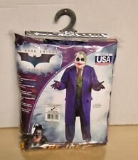 2016 Rubies #888632 Dark Knight -THE JOKER adult costume New-MIP