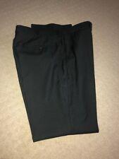 Men's BILLY LONDON Dress Pants Slacks. Black 34