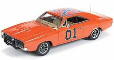 DODGE CHARGER 1969 GENERAL LEE THE DUKES OF HAZZARD 1/18 - AMM964 AUTOWORLD