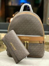 Michael Kors Kenly MD Backpack Brown 35T0GY9B2B