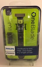 Philips Norelco OneBlade hybrid electric trimmer, QP2520/70