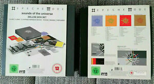 """Depeche Mode """"Sounds of the Universe"""" Deluxe Box Set"""