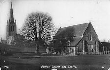 More details for br70278 oakham church and castle real photo    uk