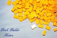 ☀️Lego 1x2 Yellow Bricks x100 building blocks Part Piece Bulk Lot Legos #3004
