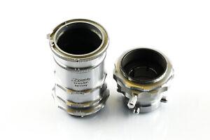 Ihagee Exakta Microscope adapter and extension tube set