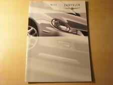 49610) Chrysler Neon Prospekt 09/1999
