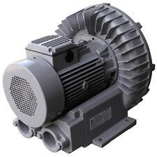 Ring Compressor 5hp Regenerative Blower Fuji Vfz601a 7w