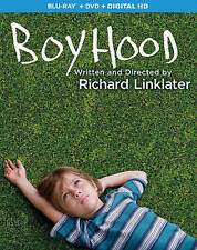 Boyhood (Blu-ray/DVD, 2015, 2-Disc Set, Includes Digital Copy)