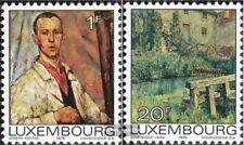 Luxemburg 906-907 (kompl.Ausg.) postfrisch 1975 Kulturserie