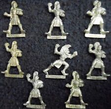 1994 Wood Elf Bloodbowl 3rd Edition Team Citadel Athelorn Avengers Elven Lineman