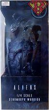 "XENOMORPH WARRIOR Aliens 1986 1/4 Scale 22"" inch Action Figure Neca 2015"