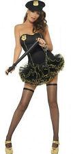 Fever Tutu Police Adult Costume Size Medium