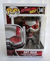 Funko Pop Ant-Man Vinyl Figure Non Chase #340 Marvel Ant Man the Wasp - MIB