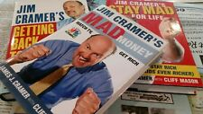 3 Jim Cramer Stock Books