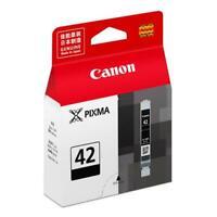 Original Canon CLI-42BK (6384B001) Black Ink Cartridge for Pixma Pro 100