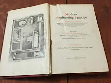 MODERN ENGINEERING PRACTICE VOLUME XII 1906 HEATING AND VENTILATION