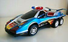 VINTAGE 90'S SPACE SUPER POLICE TOYS CAR WEN SHENG PRODUCT