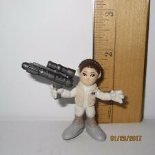 """Princess Leia Hoth Outfit Star Wars Galactic Heroes 2"""" PVC Figure"""