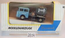 Permot 1/87 00005 skoda SK camiones zementsilo zementtransport OVP #2804