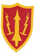 "Army Air Defense Command - ARADCOM Vinyl Decal (3"" x 2"") - FREE DELIVERY USA"