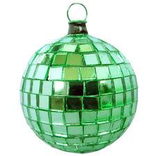 kleine Spiegelkugel Disco-Kugel Disko-Kugel DJ Effekt-Licht Party-Licht 5cm grün