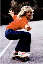 "14 Farrah Fawcett - American Artist Star Model 24""x36"" Poster"