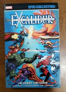 EXCALIBUR Marvel Epic Collection Vol. 2 The Cross-Time Caper 2018 TPB GN UNREAD