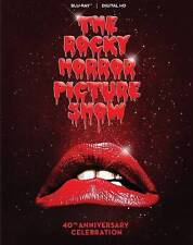 Rocky Horror Picture Show 40Th Ann  (Ws)  Blu-Ray NEW