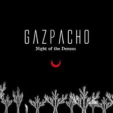 Gazpacho - Night Of The Demon - Gazpacho CD EWVG The Cheap Fast Free Post The
