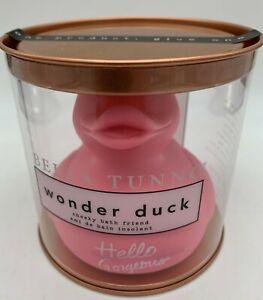 NIB Bella Tunno Wonder Duck Rubber Duckie Hello Gorgeous