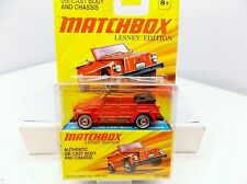 Matchbox Lesney Edition '74 Volkswagen Type 181 - Red - AWESOME
