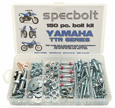 150pc Yamaha Bolt Kit TTR 50 80 90 110 125 225 250 600 fender body seat sprocket