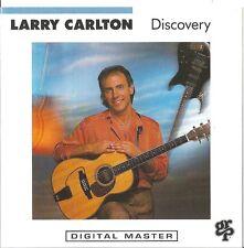 LARRY CARLTON : DISCOVERY / CD - NEU