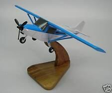 Rotax-912 Savannah Airplane Desktop Wood Model Small New