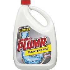 3 Pk Liquid-Plumr 80 Oz Maintenance Liquid Kitchen Sink Drain Cleaner 00229