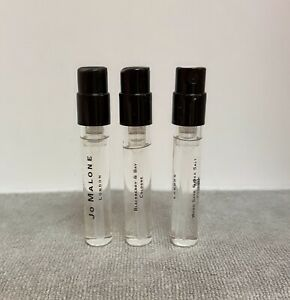 Jo Malone Fragrance Perfume Sample 1.5ml / 0.05oz Choose Scent Combined Shipping