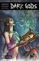 Dark Gods Volume 1 GN Justin Jordan Christian Zanier Avatar Horror TPB New NM